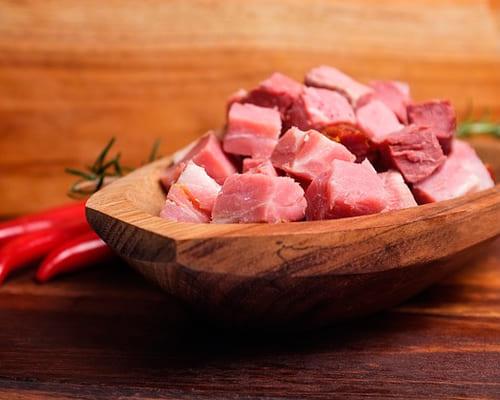 Мясные изделия на испанском языке