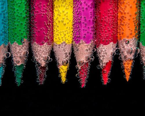 Испанские слова на тему цвета