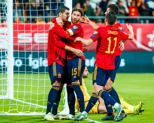 Футбольная сборная Испании по футболу