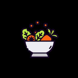 Слова по теме — Еда, продукты.