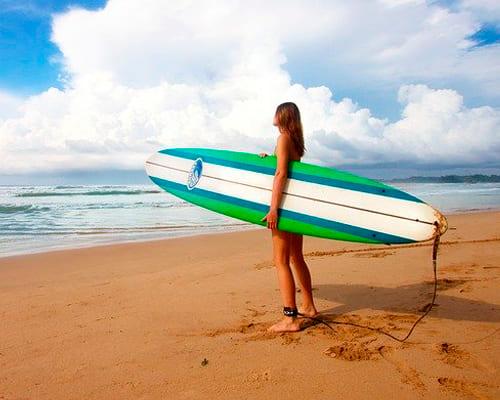 Пляж на испанском языке