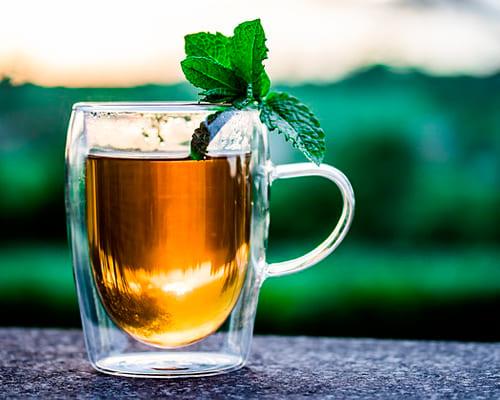 Чай, напиток на испанском языке