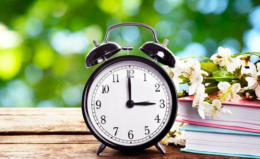 Наречия времени в испанском языке
