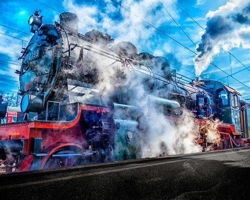 Виды поездов на испанском языке
